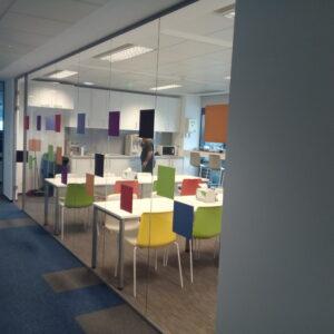 personalizare pereti birouri