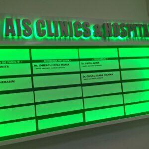 Sisteme indicatoare de informare clinica